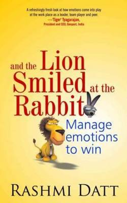 And the Lion Smiled at the Rabbit (Paperback)