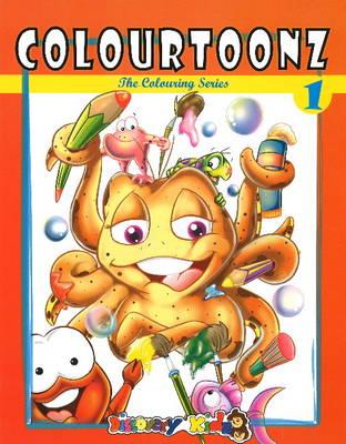 Colourtoonz 1 (Paperback)