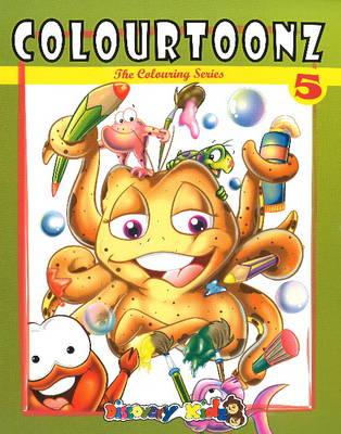 Colourtoonz 5 (Paperback)