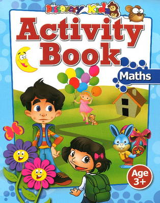 Activity Book: Maths Age 3+ (Paperback)