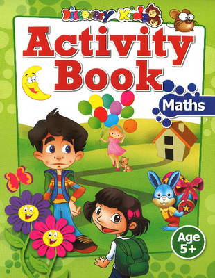 Activity Book: Maths Age 5+ (Paperback)
