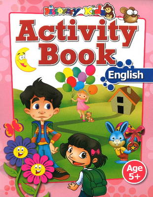 Activity Book: English Age 5+ (Paperback)