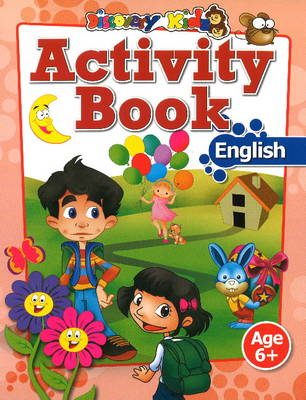 Activity Book: English Age 6+ (Paperback)