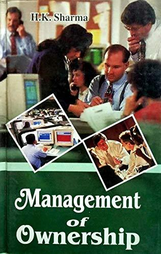 Management of Ownership (Hardback)