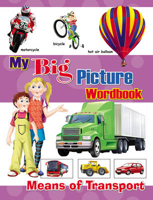 My Big Picture Wordbook: Means of Transport (Paperback)