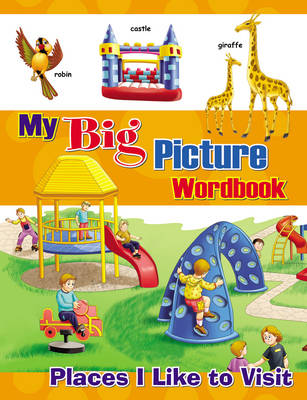 My Big Picture Wordbook: Place I Like to Visit (Paperback)