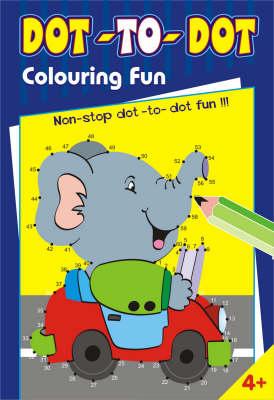 Dot-to-dot Colouring Fun: Fun to Do Activity Pads (Paperback)