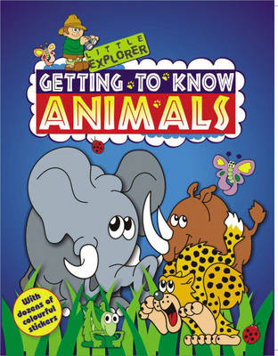 Little Genius Activities: Getting to Know Animals (Paperback)