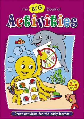 Big Activity Books: Mazes (Paperback)