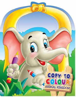 Colouring Fun: Animal Kingdom (Paperback)