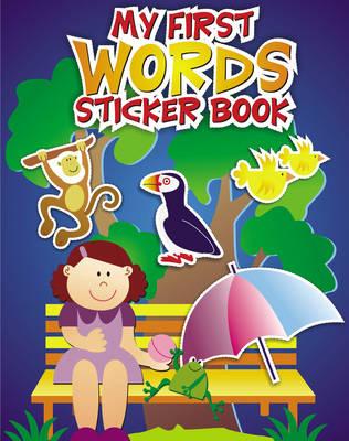 My First Sticker Book (Paperback)