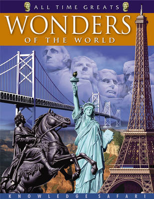 All Time Greats: Wonders of the World (Hardback)