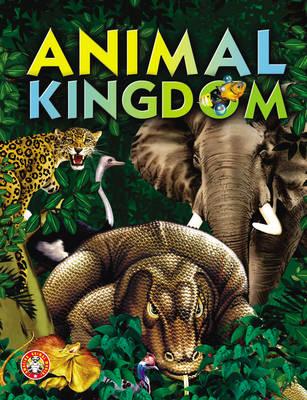 Amazing Animal World: Animal Kingdom (Hardback)