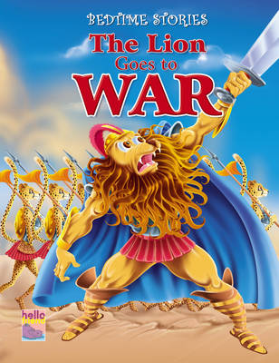 Bedtime Stories: Lion Goes to War (Paperback)