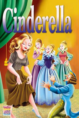 My Little Fairytale Book: Cinderella (Paperback)