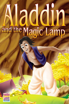 My Little Fairytale Book: Aladdin and the Magic Lamp (Paperback)