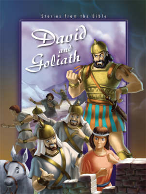 Stories from the Bible: David and Goliath (Paperback)