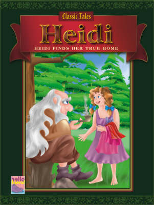 Classic Tales for Children: Heidi (Paperback)