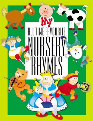 Nursery Rhymes Sticker Book (Paperback)