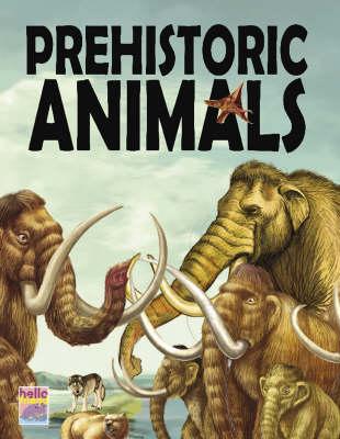Prehistoric Animals (Paperback)