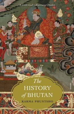 The History Of Bhutan (Paperback)