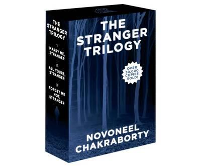 The Stranger Trilogy: Novoneel Chakraborty (Paperback)