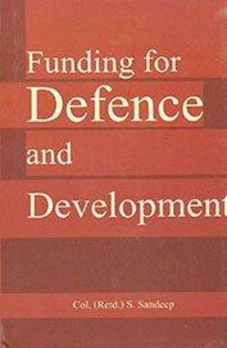 Funding for defence and development (Hardback)
