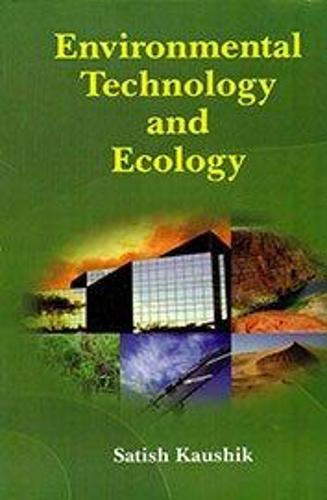 Environmental Technology and Ecology (Hardback)