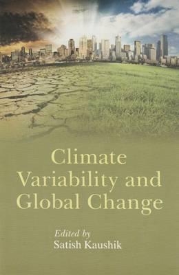Climate variability and global change (Hardback)