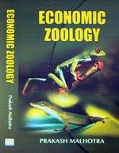 Economic Zoology (Hardback)