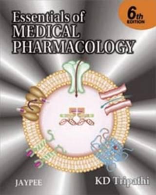 Essentials of Medical Pharmacology (Hardback)