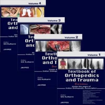 Textbook of Orthopaedics and Trauma (Hardback)