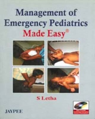 Management of Emergency Pediatrics Made Easy (Paperback)
