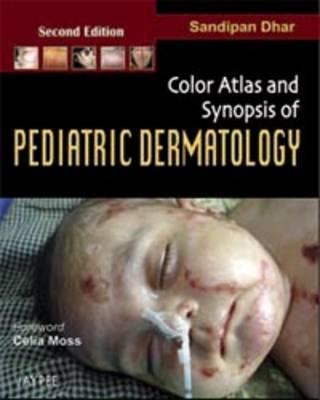 Colour Atlas and Synopsis Pediatric Dermatology (Paperback)