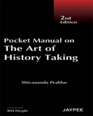 Pocket Manual on the Art of History Taking (Paperback)