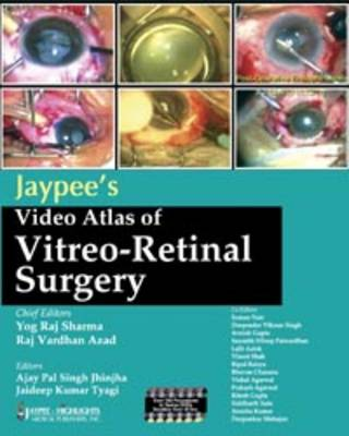 Jaypee's Video Atlas of Vitreo-Retinal Surgery - DVDs