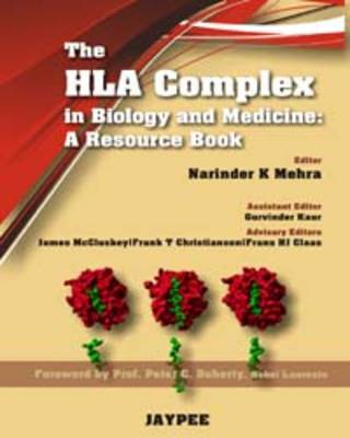 The HLA Complex in Biology and Medicine: A Resource Book (Hardback)