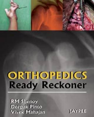 Orthopedics Ready Reckoner (Paperback)