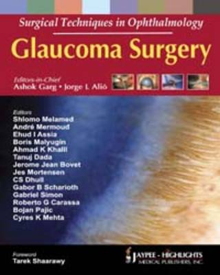 Surgical Techniques in Ophthalmology: Glaucoma Surgery - Surgical Techniques in Ophthalmology (Hardback)