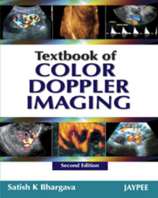 Textbook Of Color Doppler Imaging (Hardback)