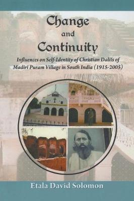 Change and Continuity (Paperback)