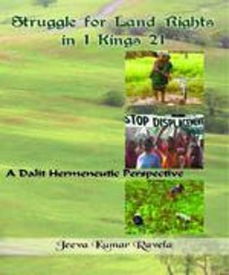 Struggle for Land Rights in 1 Kings 21 (Paperback)