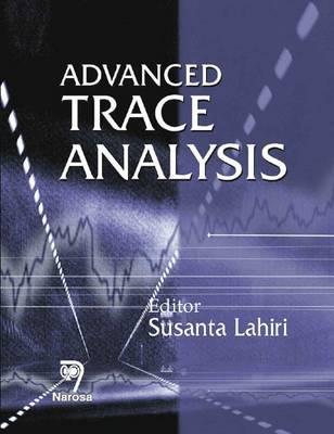 Advanced Trace Analysis (Hardback)