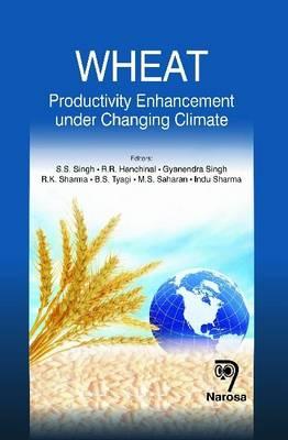 Wheat: Productivity Enhancement Under Changing Climate (Hardback)