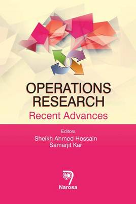 Operations Research: Recent Advances (Hardback)