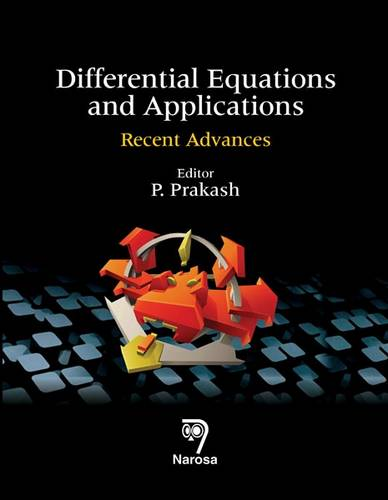 Differential Equations and Applications: Recent Advances (Hardback)