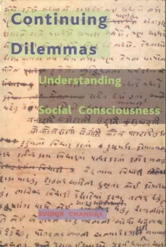 Continuing Dilemmas - Understanding Social Consciousness (Hardback)