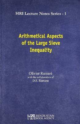 Arithmetical Aspects of the Large Sieve Inequality (Paperback)