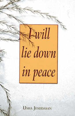 I Will Lie Down in Peace (Paperback)
