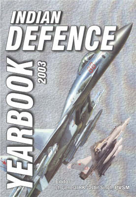 Indian Defence Yearbook 2003 (Hardback)